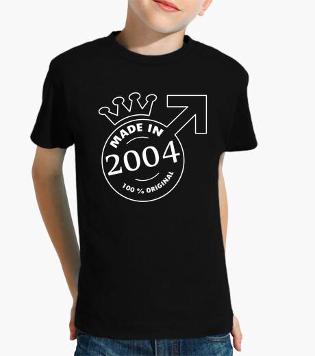 Ropa infantil MADE IN 2004