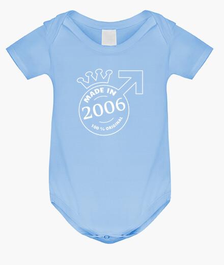 Ropa infantil MADE IN 2006