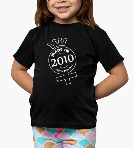 Ropa infantil MADE IN 2010