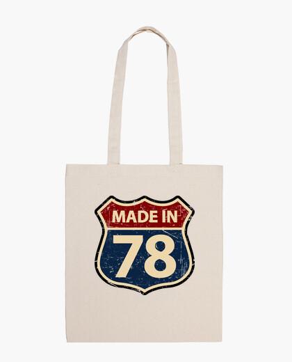 Bolsa Made in 78