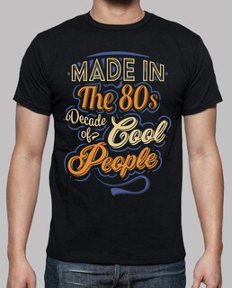 made in den 80s coole leute