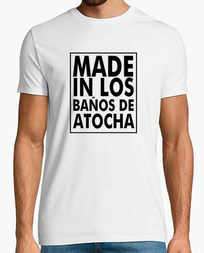 Camiseta MADE IN LOS BAÑOS