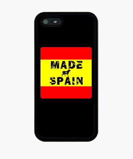 Funda iPhone Made in Spain