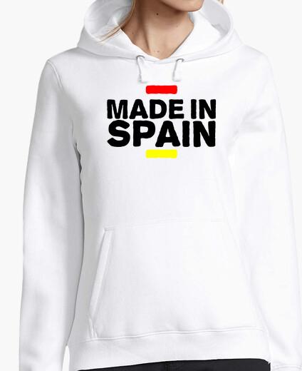 Sudadera Made in Spain