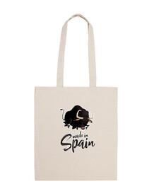 Made in Spain - Bandolera 100% algodón
