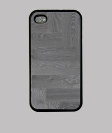 Madera taupé iPhone 4