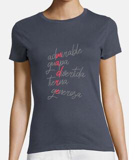 M.A.D.R.E. - camiseta mujer