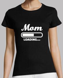 madre cargando