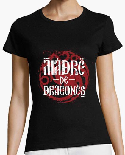 Camiseta Madre de Dragones