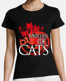madre de gatos