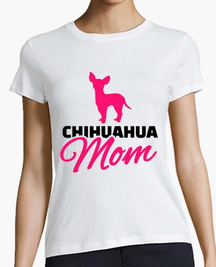 Camiseta madre de la chihuahua