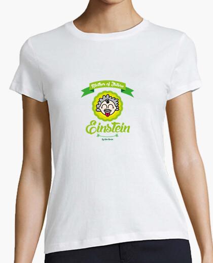 Camiseta Madre de un futuro Einstein