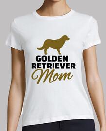 madre golden retriever