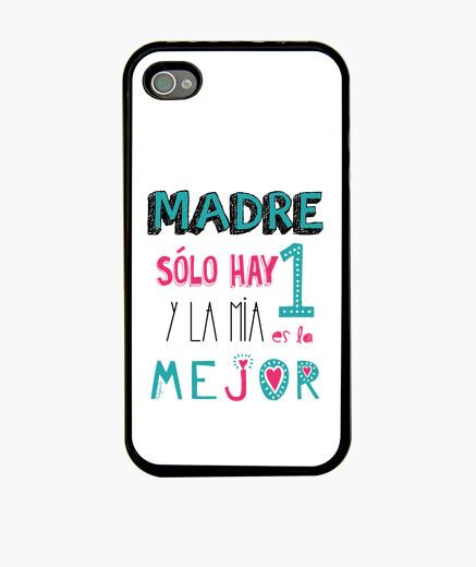 Funda iPhone MADRE SOLO HAY UNA