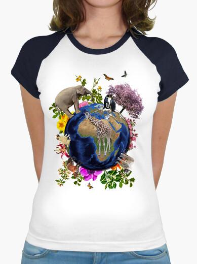 Camiseta Madre Tierra