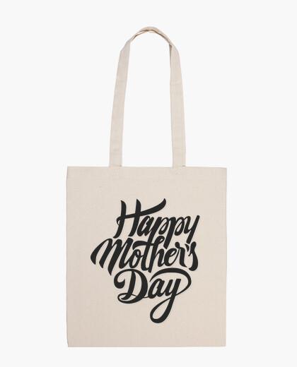 Borsa madri felici day ii nero