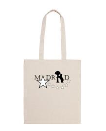 Madrid con oso y estrella
