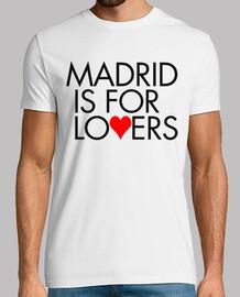 madrid est pour les amoureux