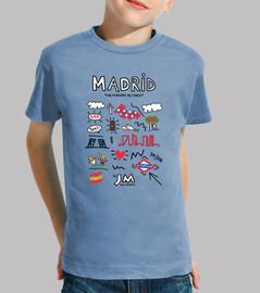 Madrid (Texto Negro) - Jesu Medina