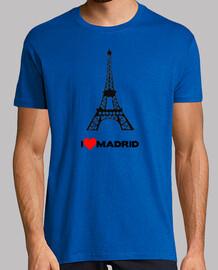 Madrid Torre Eiffel Vacilada
