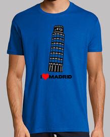 Madrid Torre Pisa Vacilada