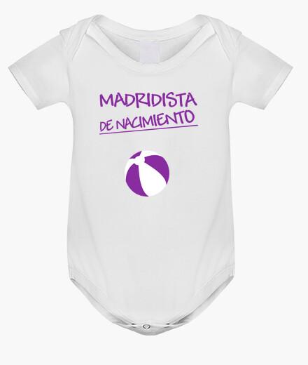 Ropa infantil Madridista de nacimiento