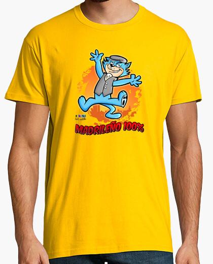 Camiseta MADRILEÑO 100 padre