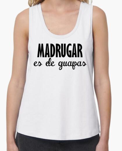 Camiseta Madrugar women