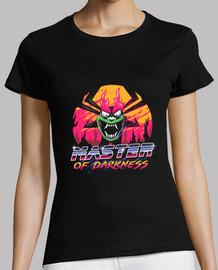 maestro de la camisa para mujer oscuridad