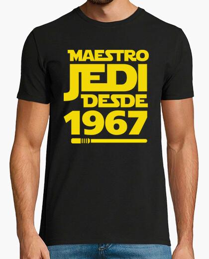 Camiseta Maestro Jedi Desde 1967, 52 años