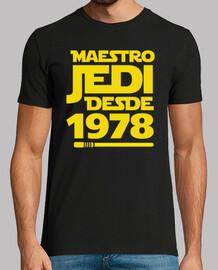 Maestro Jedi Desde 1978, 41 años