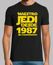 Maestro Jedi Desde 1987, 32 años