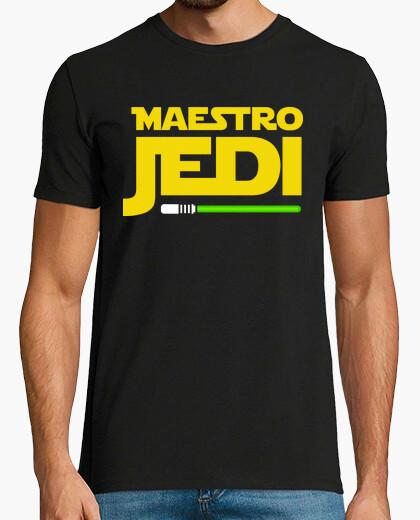 T-shirt maestro jedi papà