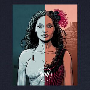 Camisetas Maeve Westworld