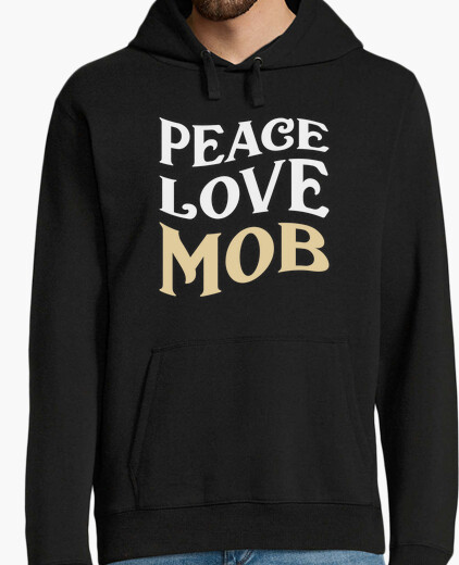 Jersey mafia del amor de la paz