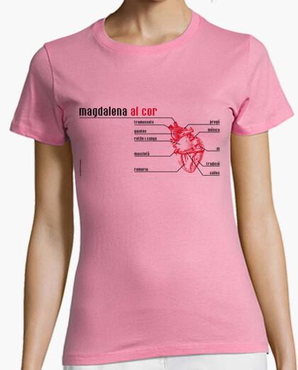 Camiseta magdalena al cor