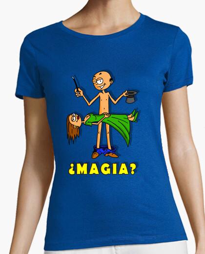 Camiseta ¿Magia? - Chica