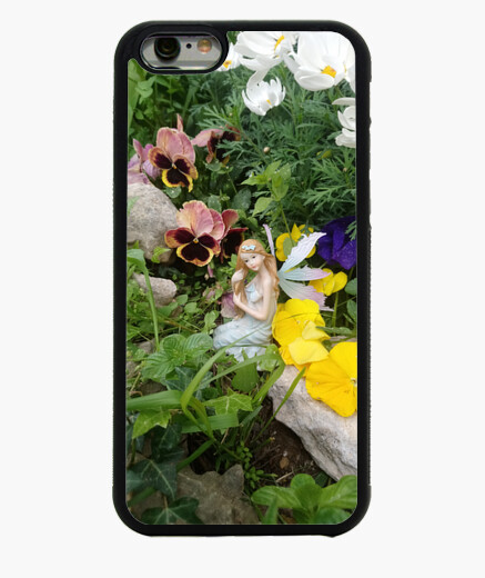 Magic garden fairy case iphone 6 / 6s case