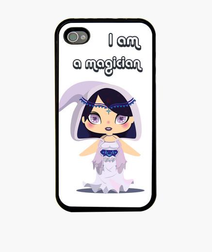 Funda iPhone Magic girl