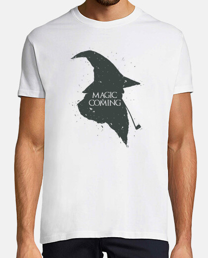 Camisetas Magic is Coming