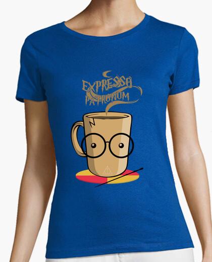 Tee-shirt magicien coffee