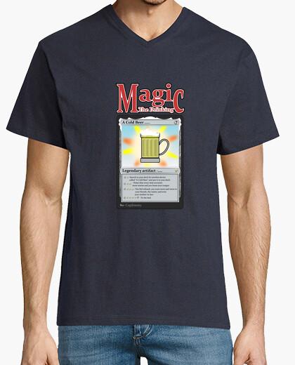 Camiseta MagicTheDrinking