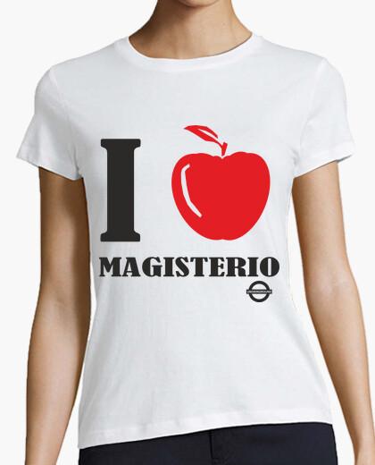 Camiseta MAGISTERIO