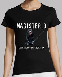 Magisterio UM chica