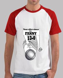 maglietta bowling fanny sexy