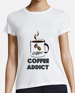 maglietta da caffè