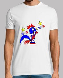 maglietta del mondo di calcio 2018