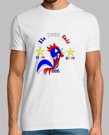 maglietta globale 2018