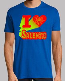 Maglietta I love Salento
