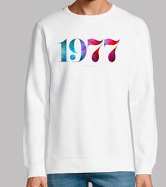 maglietta nata nel 1977